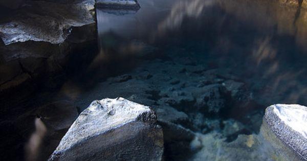 Cueva Grjótagjá en Mývatn, Islandia Iceland