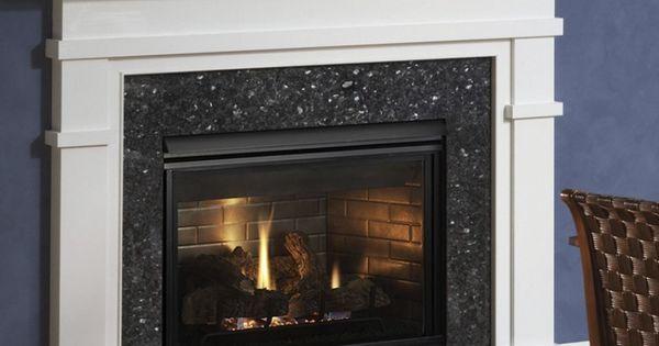 Caliber Gas Fireplace Heatilator Foyers Au Gaz Gas