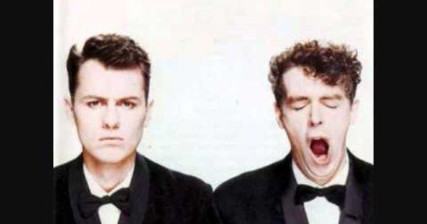What Have I Done To Deserve This Pet Shop Boys Pet Shop