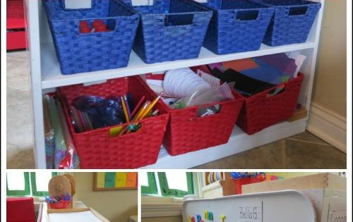 Classroom Bookcase Ideas : Getting the most value out of a bookshelf in preschool