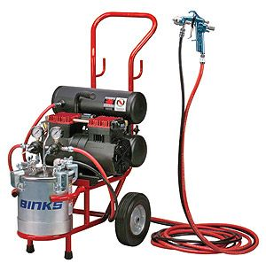 Hvlp And Airless Paint Sprayers Paintpro Paint Sprayer Sprayers Painting Kitchen Cabinets
