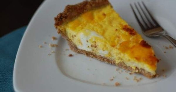 Guinness Braised Onion And Aged White Cheddar Quiche Recipe ...