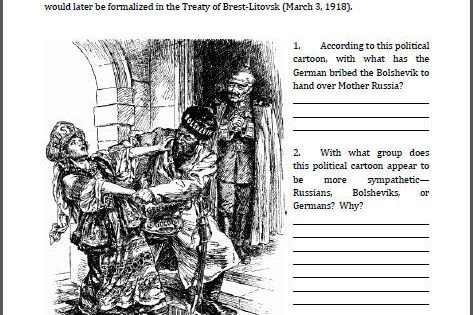 the great war and russian revolution worksheet Modern world world war 1 this download is exclusively for school history pro members introduction to the russian revolution worksheet: ks5 (16-18.