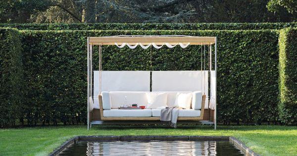 garpa swing bed malerischer blickfang edles. Black Bedroom Furniture Sets. Home Design Ideas