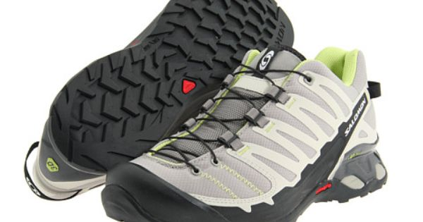 Salomon X Over Titanium Light Grey Light Green Bean Sneakers Men Fashion Best Shoes For Men Sneakers N Stuff
