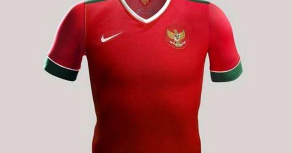 Download Jersey Timnas Indonesia Terbaru Home Away Aff Cup 2014 Kaos Sepak Bola Baju Olahraga Sepak Bola