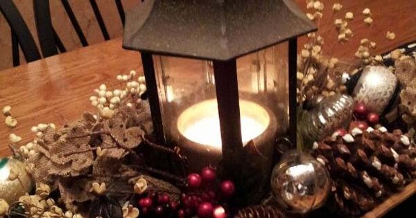 Fabulous Vintage Christmas Decorations  Riunioni, Centrotavola e Idee