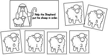 Jesus Storybook Bible Supplemental Activity For Kindergarten