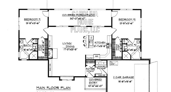 Affordable small home plan under 1400 square feet things for House plans under 1400 sq ft