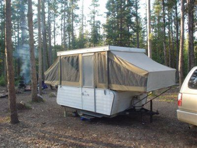 Tent Trailer Pop Up Tent Trailer Pop Up Camper Trailer Tent
