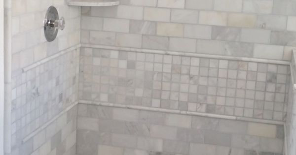 best bath shower pan with tile wall surround bathroom