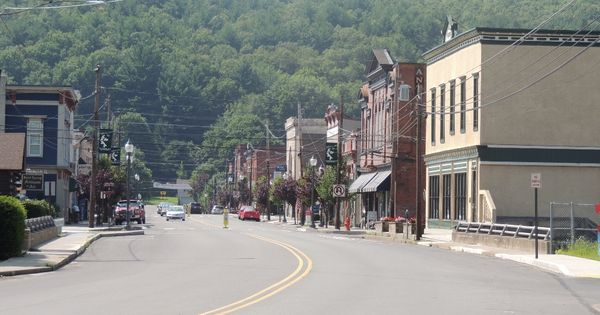 Hawley Pa Won A Spot Among The Top 20 Towns Which Will Be