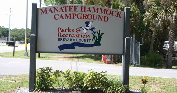 Manatee Hammock Campground in Titusville, Florida | Our ...
