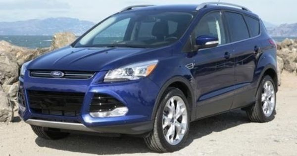 2013 Ford Escape Titanium Review Ford Escape Ford Ford Kuga