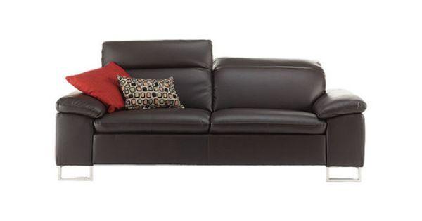 Kasala - Modern Leather Sofa