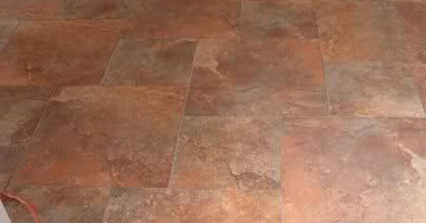 12x12 And 18x18 Hopscotch Pattern Kitchen Floor Tile Patterns Patterned Floor Tiles Tile Stained