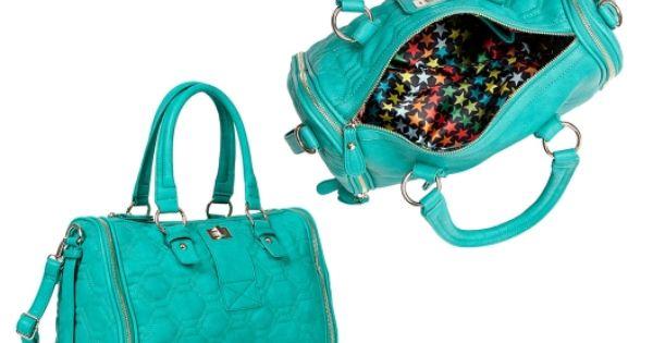Clio Satchel by Big Buddha - hello colour + stars! love it.