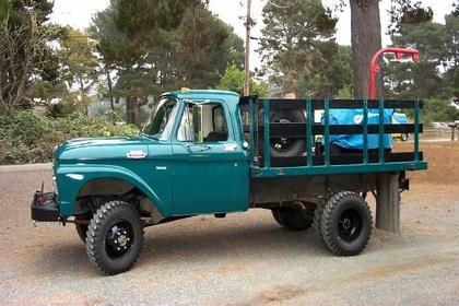 1964 Ford F350 Ford Trucks For Sale Old Trucks Antique Trucks