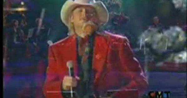 Alan Jackson - The Christmas Song (CMT Live) | Christmas Music | Pinterest | Jackson, Songs and ...