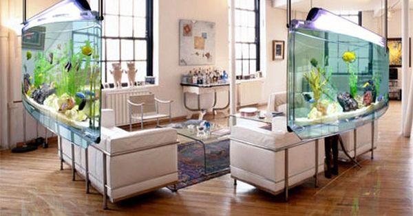 The spacearium a wonderful suspended fish tank aquarium for Spacearium aquariums