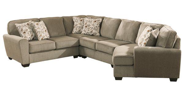 Patola Park Patina From Ashley Furniture 2250 Total