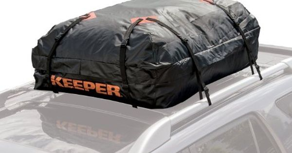 Keeper 07203 1 Waterproof Roof Top Cargo Bag 15 Cubic Feet 2016 Amazon Top Rated Exterior Accessories Automotive Cargo Carriers Waterproof Car