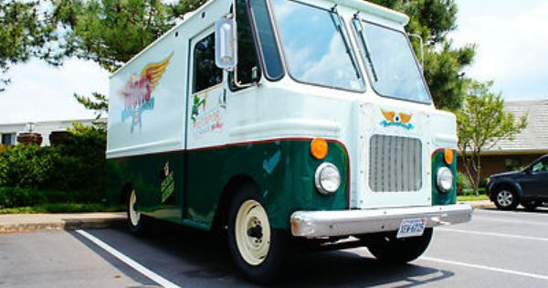 1965 Gmc Vintage Grumman Amp Other Step Vans Pinterest