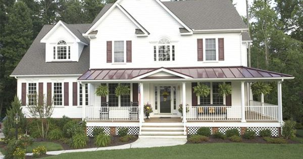 homes with wrap around porches country style wrap around porch country style house the 27725