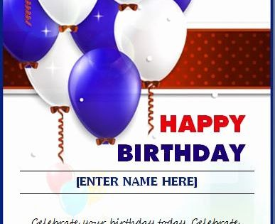 Microsoft Word Birthday Card Templates Lovely Happy Birthday Wishing Card Word Happy Birthday Cards Printable Birthday Card Messages Birthday Card With Name