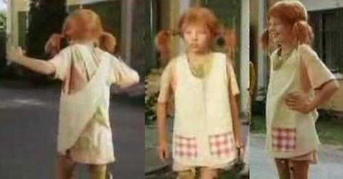 Pippi Longstocking , CLOTHING