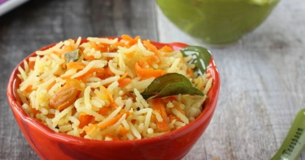 ... rice-carrot-lemon-rice/ | CookBook ~ Sides | Pinterest | Carrots, Rice