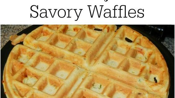 Waffles on Pinterest