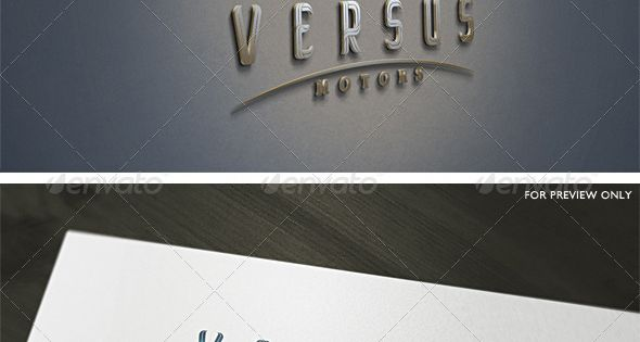 A clean & unique letter V logo design that can fit to many businesses, car and automotive