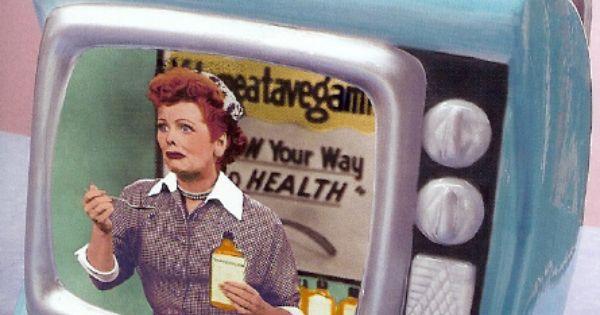 I Love Lucy Vitameatavegamin - Bing Images