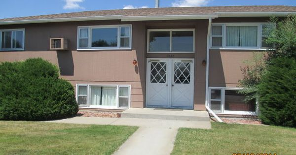 2125 Alderson Billings Mt Rentals 2 Bedroom Unit With Washer Dryer Hookups A C And Off