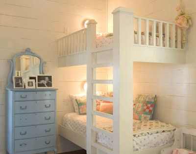 built in bunks - Jane Coslick Cottages