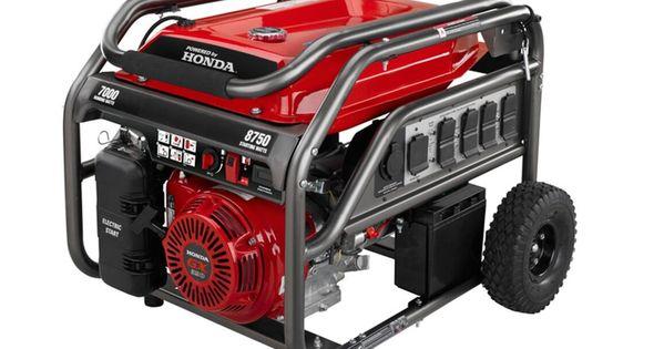 Honda Portable Generators Generators The Home Depot Autos Post Dengan Gambar Honda
