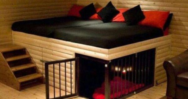Dog Platform Bed