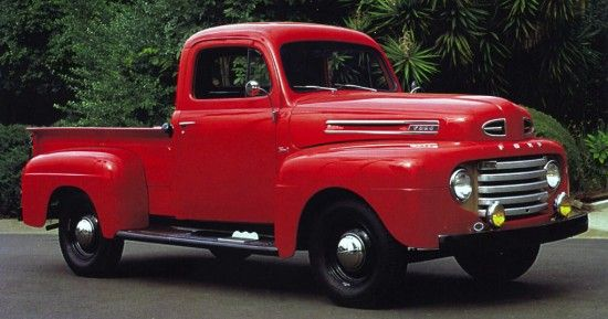 1950 Ford Truck Mode Of Transport For The Ranch I M Going To Own