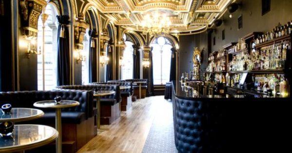 Voodoo Room Edinburgh Menu