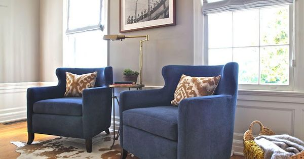 Rosa Beltran Design Blog Living Room Camel Brown Rust