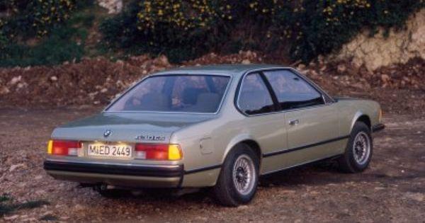 Bmw 630 Cs Bmw 6 Series Bmw E24 Bmw Classic Cars