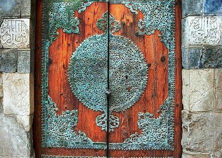Doorway... color schemes