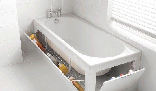 Une solution astucieuse pour ranger vos affaires dans for Humidite salle de bain solution