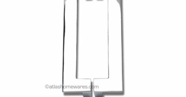 u turn mid century modern cabinet hardware from atlas homewares la maison pinterest modern. Black Bedroom Furniture Sets. Home Design Ideas