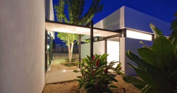 Casa Gershenson / Arquitecto Roman González Jaramillo / Mérida-Yucatán