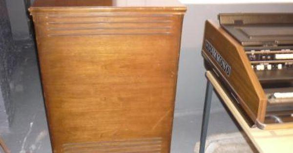 Orig Leslie 710 Nussbaumgehause Mit Kabel 9 Polig In Nordrhein Westfalen Ibbenburen Musikinstrumente Und Zubehor Gehause Musikinstrumente Gebraucht Kaufen