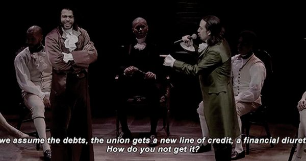 Reasons Why You Should Stop Everything And Listen To Hamilton ...