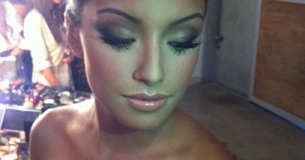 Makeup Artist major yale