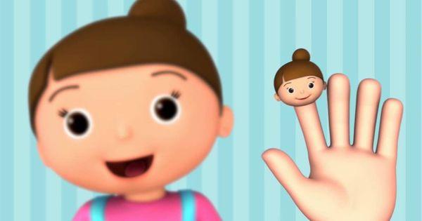 La familia dedo littlebabybum canciones infantiles hd 3d for Mariposita esta en la cocina